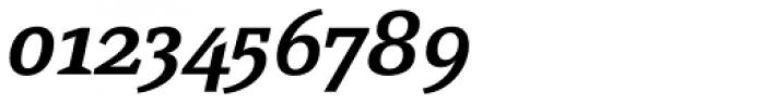 FF Page Serif OT Demi Italic Font OTHER CHARS