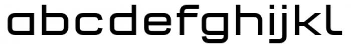 FF QType Pro Seext Font LOWERCASE