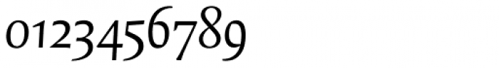 FF Quadraat OT Italic Font OTHER CHARS