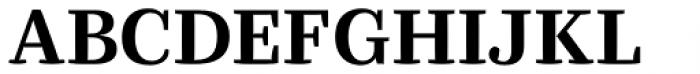 FF Quixo Pro Medium SC Font UPPERCASE