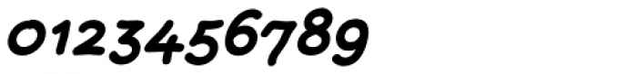 FF Rattlescript OT Bold Oblique Font OTHER CHARS