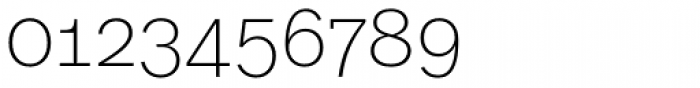 FF Real Text Pro ExtraLight Font OTHER CHARS