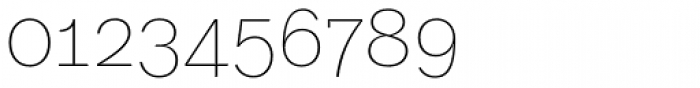 FF Real Text Pro UltraLight Font OTHER CHARS