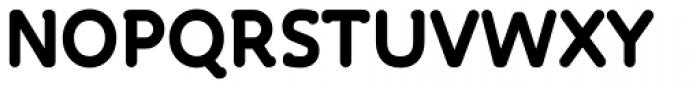 FF Roice OT Black Font UPPERCASE