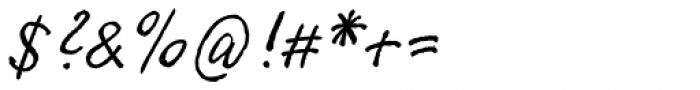 FF Ropsen Script OT Font OTHER CHARS