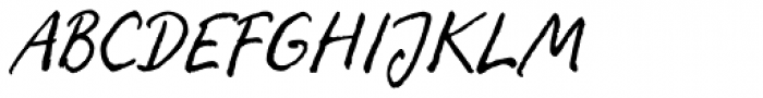FF Ropsen Script OT Font UPPERCASE