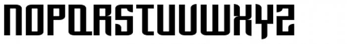 FF Rosetta Bold Font UPPERCASE
