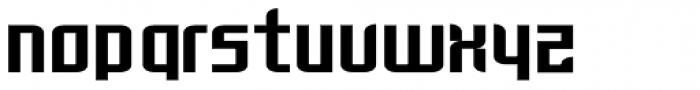 FF Rosetta Bold Font LOWERCASE
