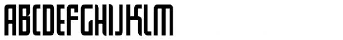 FF Rosetta Regular Font UPPERCASE