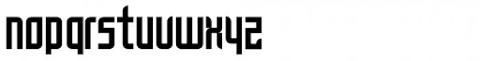 FF Rosetta Regular Font LOWERCASE
