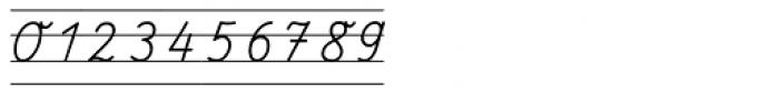 FF Schulschrift OTB Erstes Vier Font OTHER CHARS