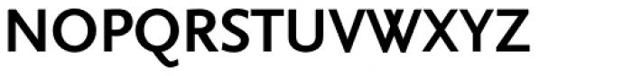 FF Seria Sans OT Bold Font UPPERCASE