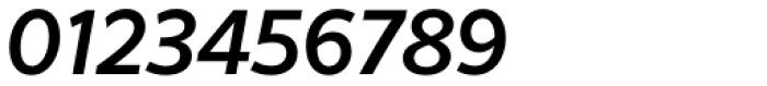 FF Sero Pro Medium Italic Font OTHER CHARS