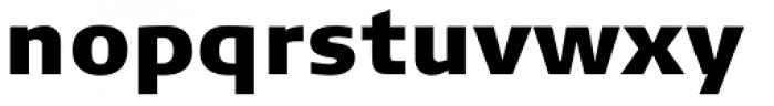 FF Signa Pro ExtraBlack Font LOWERCASE