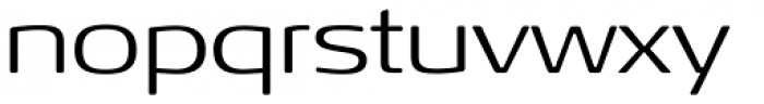 FF Signa Round Pro Extended Light Font LOWERCASE