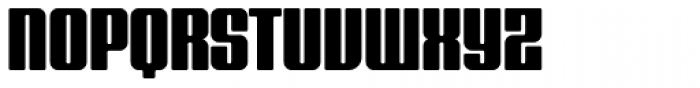 FF Softsoul OT Bold Font UPPERCASE