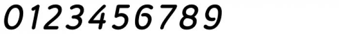 FF Speak OT Heavy Italic Font OTHER CHARS