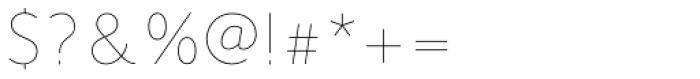 FF Speak OT Light Font OTHER CHARS