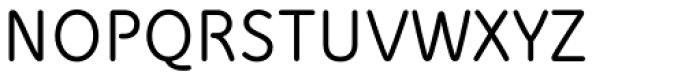 FF Speak Pro Bold Font UPPERCASE
