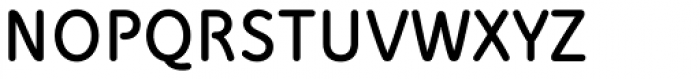 FF Speak Pro Heavy Font UPPERCASE