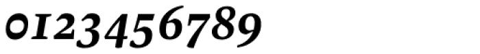 FF Spinoza OT Medium Italic Font OTHER CHARS