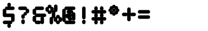 FF ThreeSix 01 Mono Pro 144 Black Font OTHER CHARS