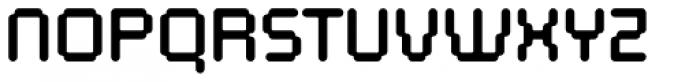 FF ThreeSix 10 OT 108 Bold Font UPPERCASE