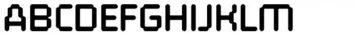 FF ThreeSix 10 Pro 108 Bold Font UPPERCASE