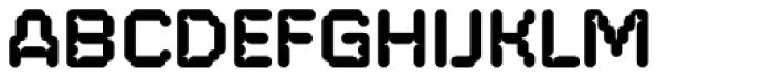FF ThreeSix 20 Pro 126 Heavy Font UPPERCASE