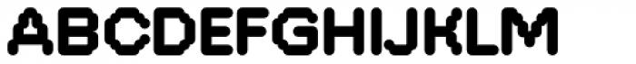 FF ThreeSix 21 OT 144 Black Font UPPERCASE