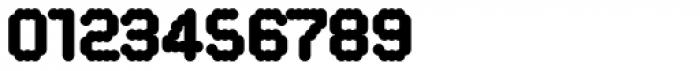 FF ThreeSix 30 OT 144 Black Font OTHER CHARS