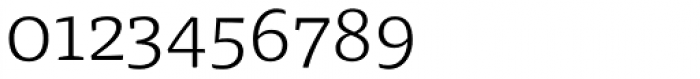 FF Tisa OT Light Font OTHER CHARS