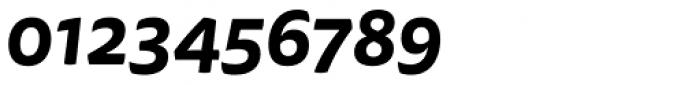 FF Tisa Sans OT Bold Italic Font OTHER CHARS