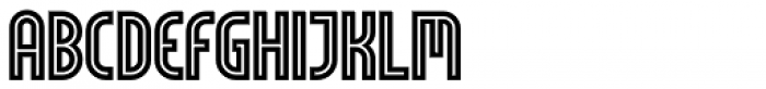 FF Tokyo One Font LOWERCASE