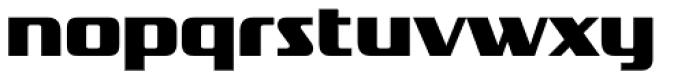 FF TradeMarker OT Bold Font LOWERCASE