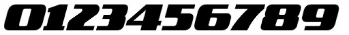 FF TradeMarker OT Fat Italic Font OTHER CHARS