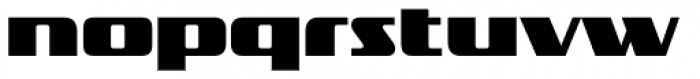 FF TradeMarker OT Fat Font LOWERCASE