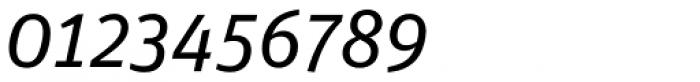 FF Unit OT Italic Font OTHER CHARS