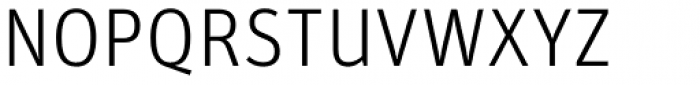 FF Unit OT Light Font UPPERCASE