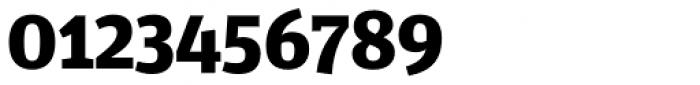 FF Unit Slab OT Black Font OTHER CHARS