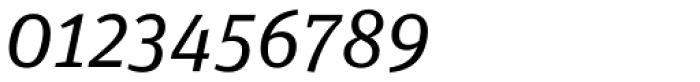 FF Unit Slab Pro Italic Font OTHER CHARS