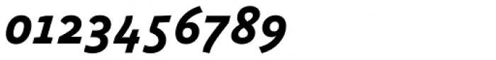 FF Yoga Sans Pro Bold Italic Font OTHER CHARS