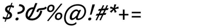 FF Yoga Sans Pro Italic Font OTHER CHARS