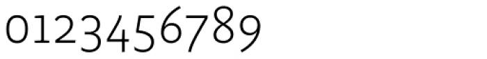 FF Yoga Sans Pro Thin Font OTHER CHARS