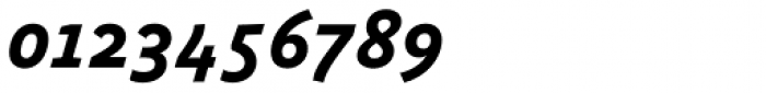 FF Yoga Sans Std Bold Italic Font OTHER CHARS