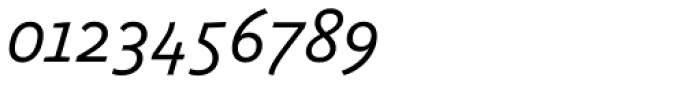 FF Yoga Sans Std Light Italic Font OTHER CHARS