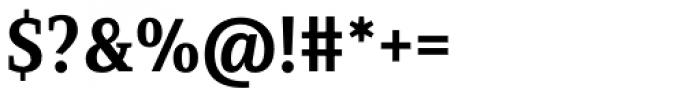 FF Zine Serif Display OT Medium Font OTHER CHARS