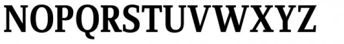 FF Zine Serif Display OT Medium Font UPPERCASE