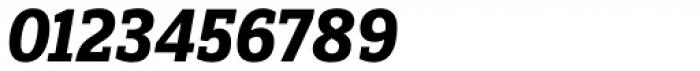 FF Zine Slab Display OT Bold Italic Font OTHER CHARS