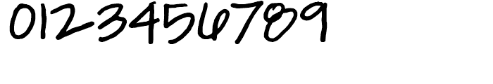 FG Matilda Regular Font OTHER CHARS